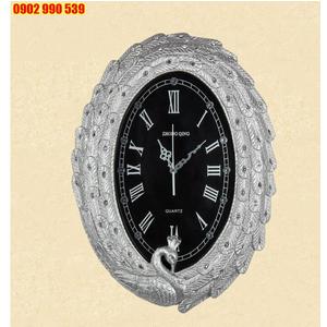 Đồng hồ trang trí đẹp công sang trọng và qúy tộc