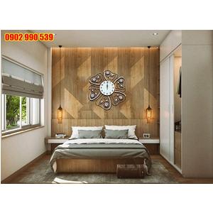 Đồng hồ treo tường Hoa Ngọc Trai