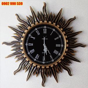 Đồng hồ treo tường mặt trời vĩnh cửu