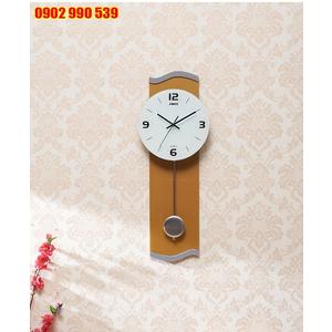 Đồng hồ treo tường quả lắc đẹp mới
