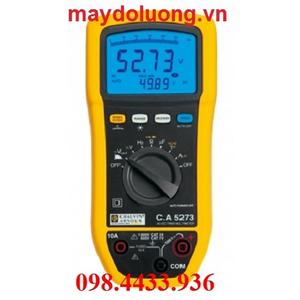 Đồng hồ vạn năng Chauvin Arnoux C.A 5273 (P01196773) (0,2% True RMS, nhiệt độ)