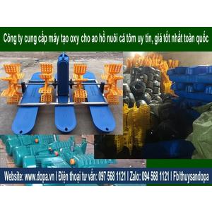 Dopa.vn Công Ty Cung Cấp Máy Tạo Oxy Cho Ao Hồ Nuôi Cá Tôm Tốt Nhất