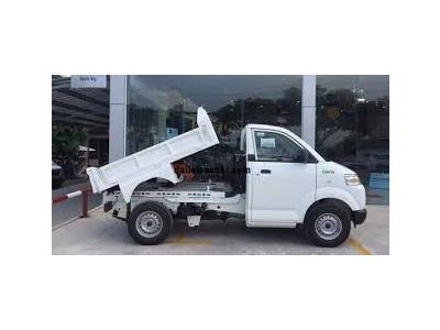 Suzuki Carry Pro 595kg thùng ben