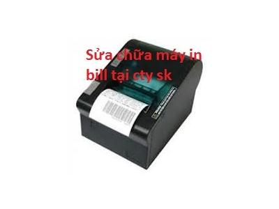 Sửa chữa máy in bill