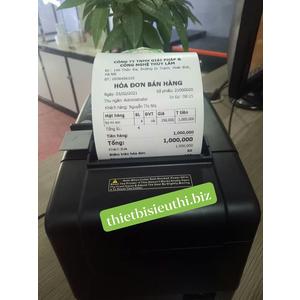 Download driver Máy in hóa đơn APOS A168