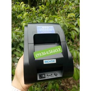 Download Driver máy in hóa đơn Richta RI58A