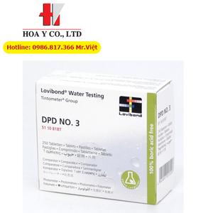 Thuốc thử DPD No.3 Lovibond