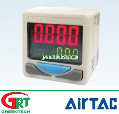 DPSN1   Airtac DPS   Công tắc áp suất   Digital Display Pressure Switch   Airtac Vietnam