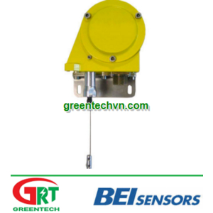 Draw-wire position sensor / potentiometer / analog / absolute min. 700 mm, max. 55 000 mm | CD Serie