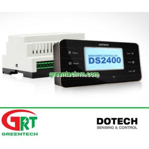 DS2400   Dotech DS2400   Bộ điều khiển buồng gió Dotech DS2400  Automatic Air Shower  Dotech Vietnam