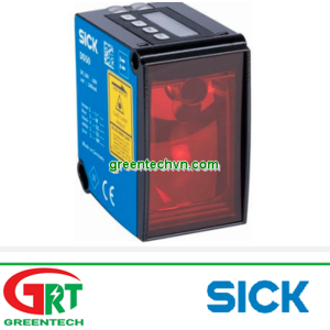 DS50   Sick   Cảm biến đo khoảng cách kiểu Lazer   Sick Vietnam