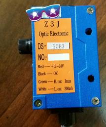 Cảm Biến Quang - Model Z3J-DS50E3(xả màng)