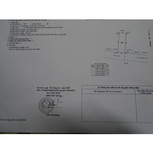 Bán đất gần đường Linh Đông Và Phạm Văn Đồng,P.Linh Đông, Q.Thủ Đức Giá Rẻ,dt:52,7:giá:896tr:Sh:2015
