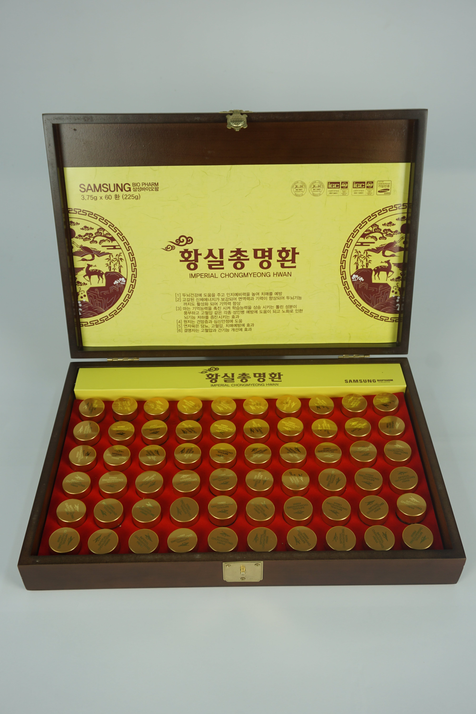 Thực phẩm bổ sung Viên Imperial Chongmyeong Hwan
