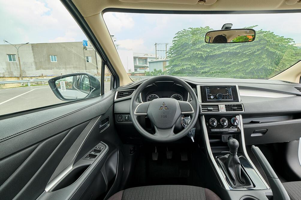 New Mitsubishi Xpander MT