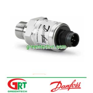 DST P92S   Relative pressure transmitter   Máy phát áp suất tương đối   Danfoss Vietnam