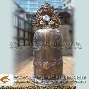 Đúc Chuông đồng, Đúc chuông chùa, đúc chuông lớn, Chuông dùng trong đền chùa, nhà thờ, điện thờ