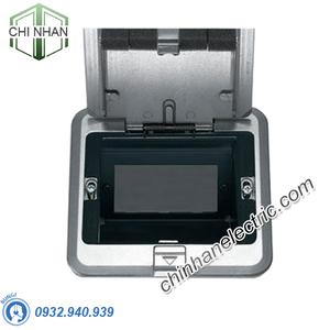 Bộ ổ âm sàn 3 thiết bị - DUF1200LTK-1 - FULL COLOR/PANASONIC
