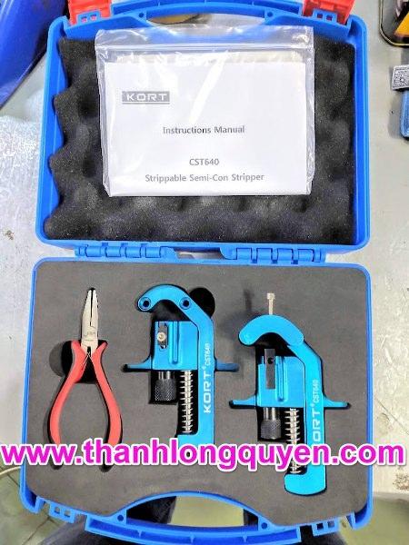 Dụng cụ bóc tách lớp vỏ bán dẫn của cáp điện KT640 CST640