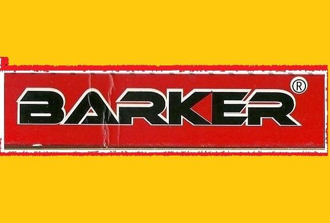 DỤNG CỤ CẦM TAY BARKER