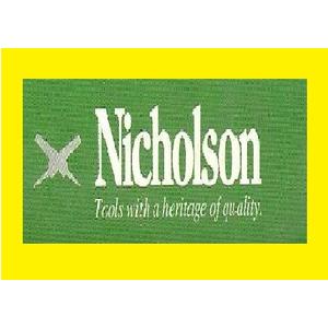 DỤNG CỤ CẦM TAY NICHOLSON