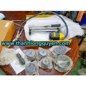 DỤNG CỤ ĐỘT LỖ TÔN INOX THỦY LỰC HHK-15 63M-114MM