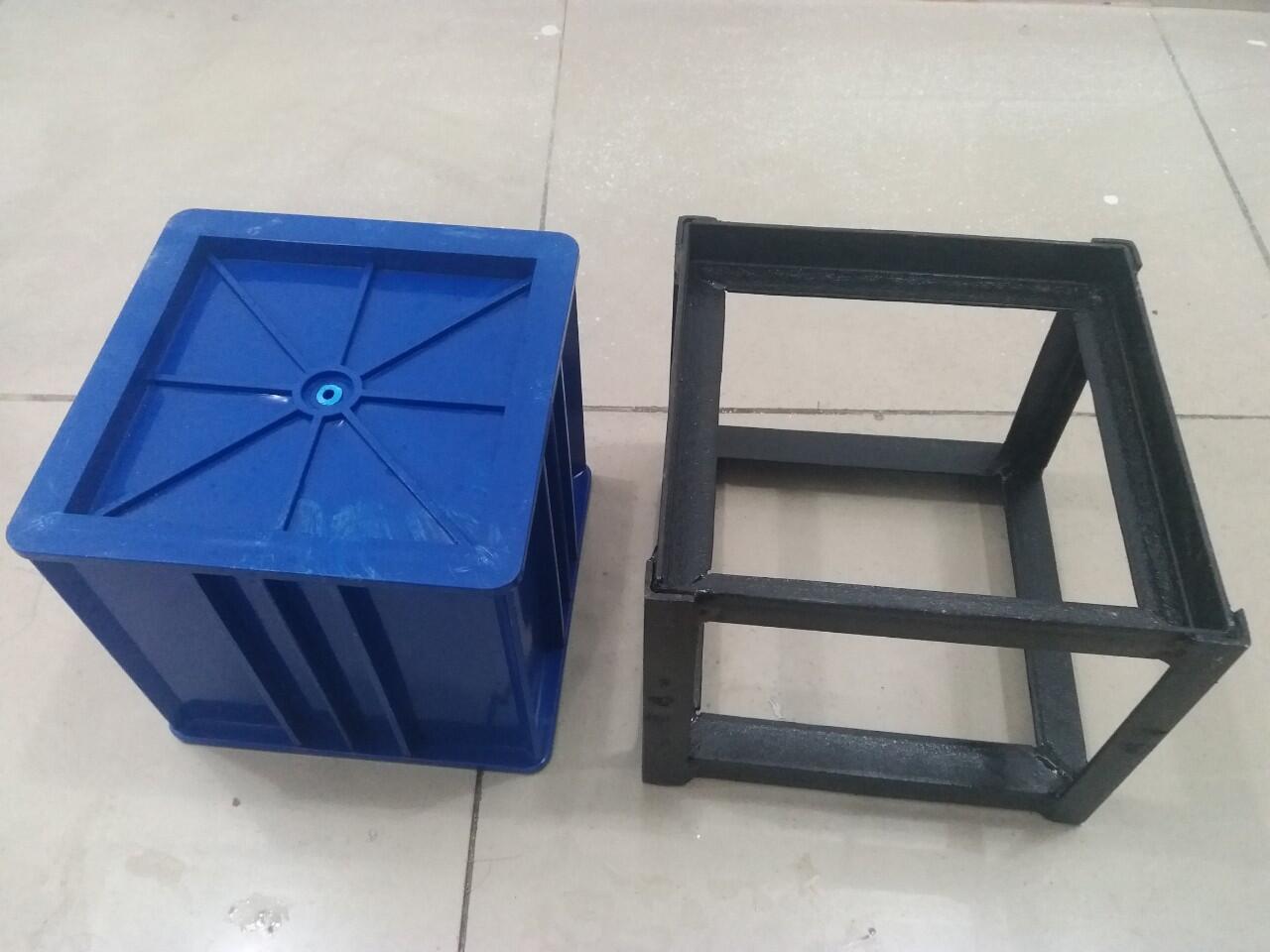 Dụng cụ lấy mẫu bê tông nhựa