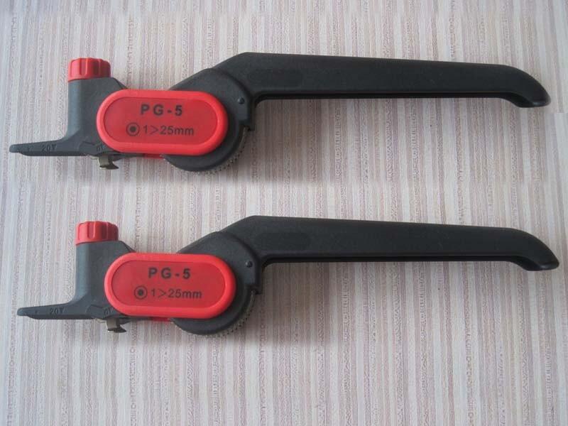 Dao rọc vỏ cáp điện viễn thông PG-5