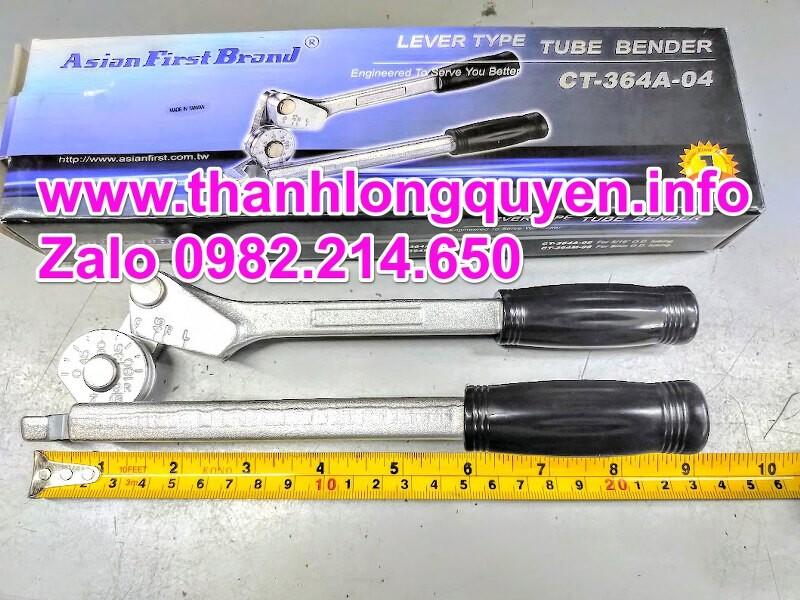 DỤNG CỤ UỐN ỐNG ĐỒNG INOX 6MM CT-364A-04 ASIAN FIRST BRAND TAIWAN