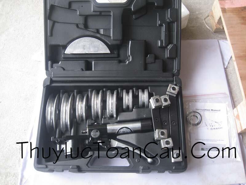 Bộ Dụng cụ uốn ống đồng, uôn ống inox 6mm - 22mm bằng thủy lực TB-22