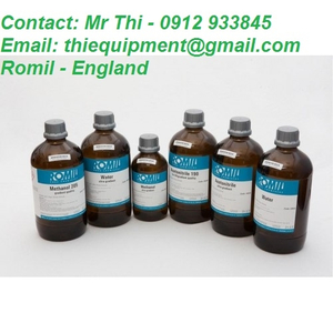 DUNG DỊCH ĐIỆN LY LICL 2M TRONG ETHANOL - ROMIL