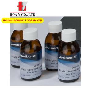 Dung dịch màu chuẩn Gardner Colour 8 Lovibond