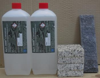 Dung dịch nano trám phủ đá marble, granite