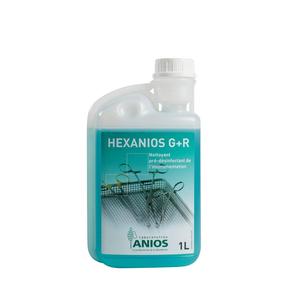 Dung dịch ngâm dụng cụ Hexanios G+R 1 lít, 5 lít
