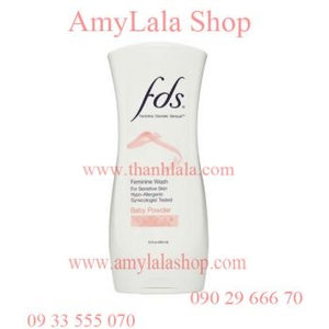 Dung dịch vệ sinh phụ nữ FDS Feminine Wash For Sensitive Skin Baby Powder - 0933555070 - 0902966670