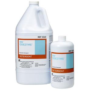 Dung dịch sát khuẩn dụng cụ Cidezyme 1 lít & 5 lít