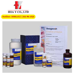 Dung môi chuẩn độ TAN Reagecon Total Acid Number 500mls Toluene, 495mls Propan-2-ol, 5mls Water per litre for ASTM D664