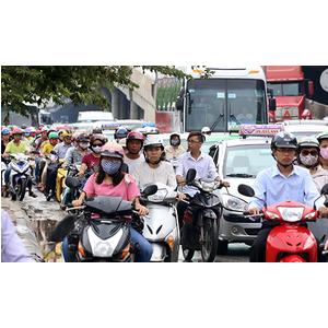 Dừng thu phí bảo trì đường bộ từ 2016 đối với xe máy
