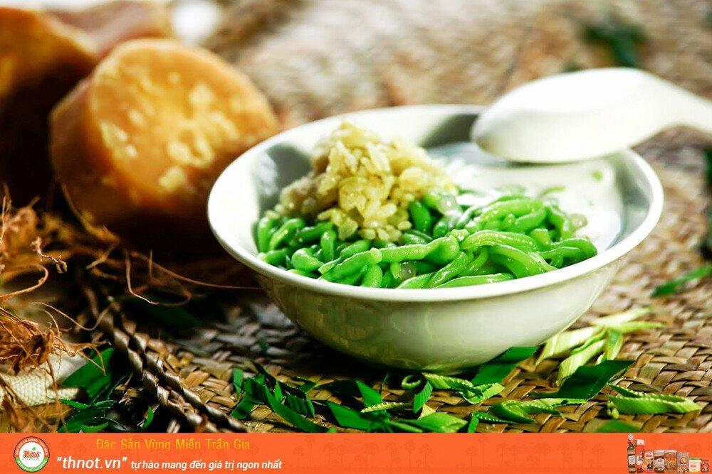 Đường thốt nốt trong món chè cendol - Hương vị của Malaysia
