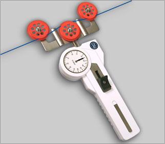 HANS-SCHMIDT DXF-400, Máy đo lực căng sợi chỉ