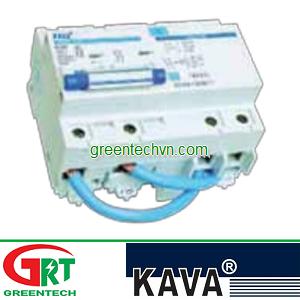 RCBO KAVA DZ47LE-100 1P+N | Kava Viet Nam |