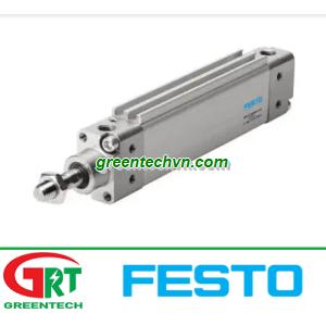 DZH | Festo DZH | Xylanh khí nén | Pneumatic cylinder | Festo Vietnam