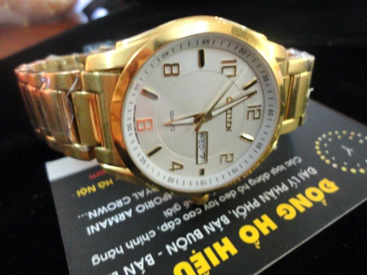 Đồng hồ nam Citizen E111-s096401