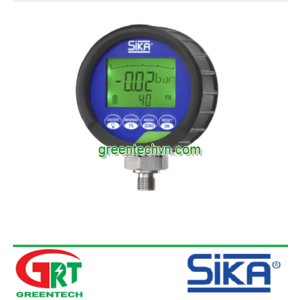 E2 | sika Digital pressure gauge | Đồng hồ áp suất |Digital pressure gauge | Sika Vietnam