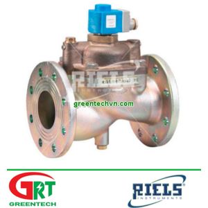 E24TH   Reils Instruments   Van điện từ   Pilot-operated solenoid valve   Reils Instruments Vietnam