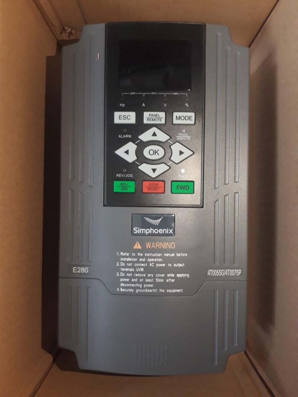 Biến Tần Sunfar E280-4T0040G