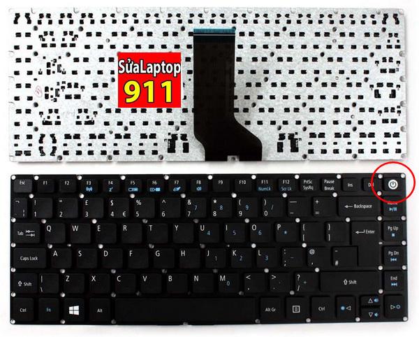 bàn phím laptop acer E5 473