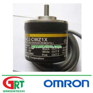 E6B2-CWZ6C600P/R2M | Bộ mã hoá vòng xoay E6B2-CWZ1X 400P/R 0.5M | Encoder | Omron Vietnam