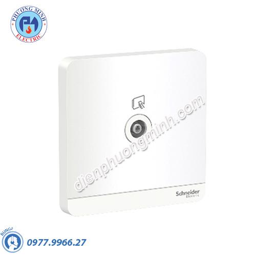 Bộ ổ cắm Ti vi đơn - Model E8331TV_WE
