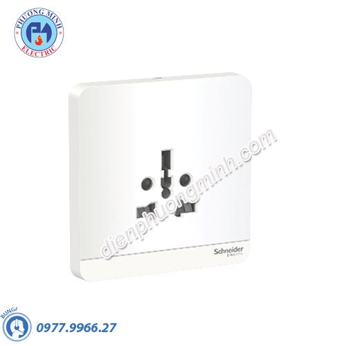 Bộ ổ cắm đơn đa năng 16A - Model E83426TS_WE_G19